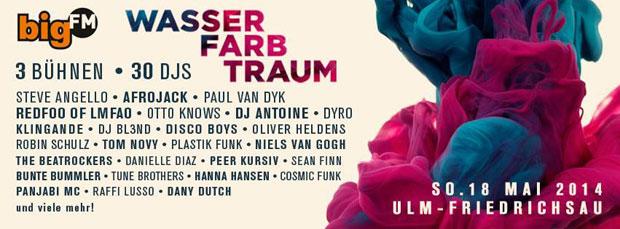 bigFM WasserFarbTraum - djmix24.de