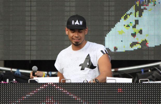 Ultra Music Festival 2014 Afrojack - djmix24