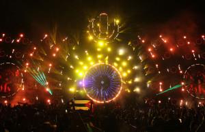 Ultra Music Festival 2014 Backstage - djxmix24 Exklusiv